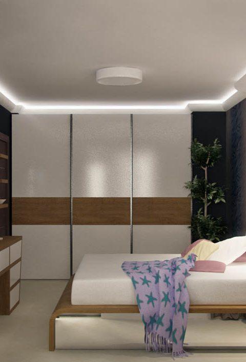 Проект апартамент Варна Ген. Колев
