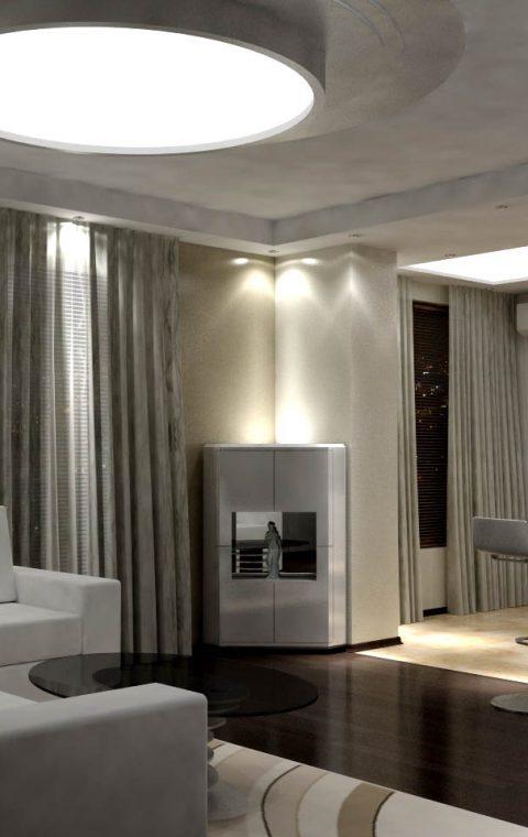 Луксозно студио жилищна сграда Одесос Варна