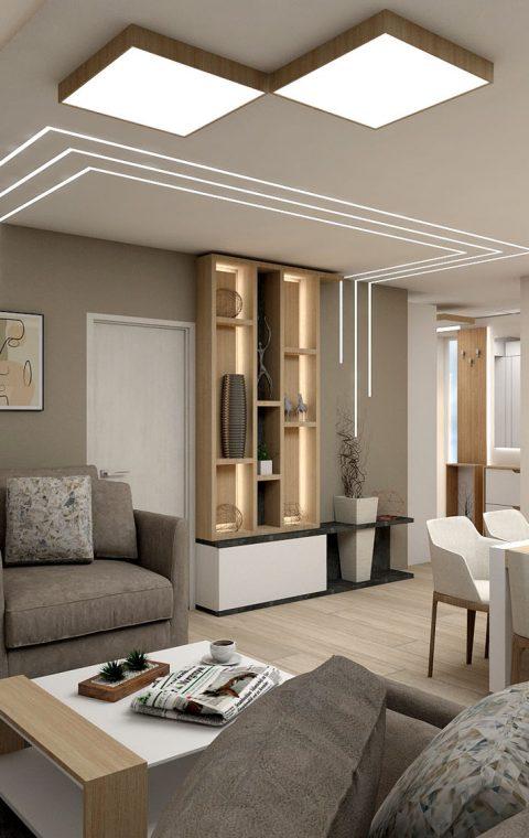 Реновиране на апартамент във гр. Виена